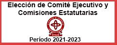 Proceso de Elección de Comité Ejecutivo y Comisiones Estatutarias 2021-2023