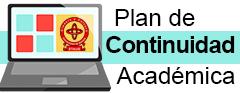 Plan de continuidad académica.