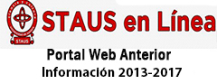 Portal web STAUS anterior 2013-2017