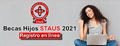 Becas Hijos STAUS 2021-2022